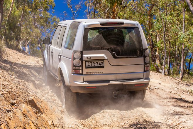 Land Rover's Discovery TDV6
