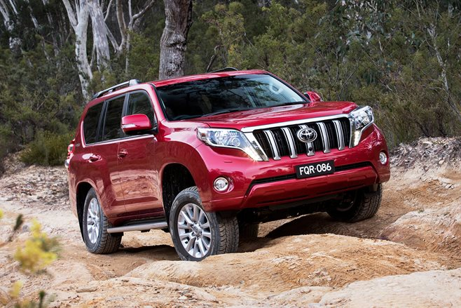 Toyota's Prado 150 Series has received its first significant mechanical upgrade since it first appeared in late 2009.