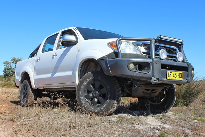 Pedders outback lift kit