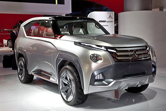 What Future For Mitsubishi Pajero 4x4 Australia