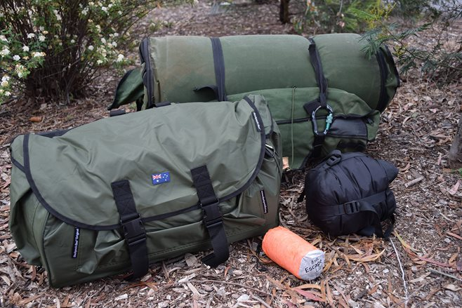 Product test: Swags & Bivvy Bags