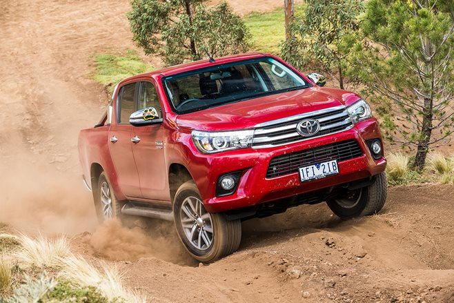 Top 10: best-selling 4x4s 2015