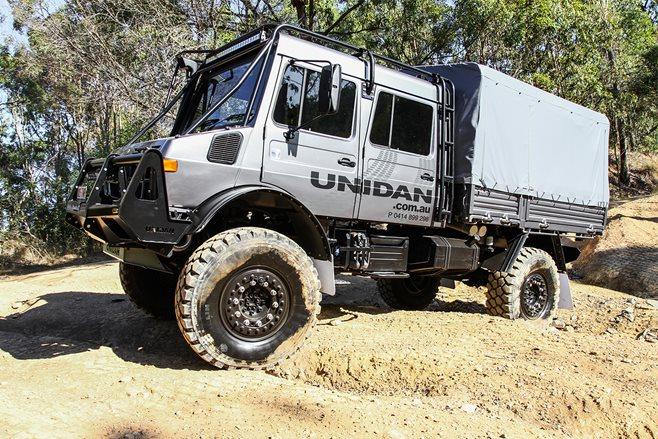 custom 4x4 unidan unimog 4x4 australia
