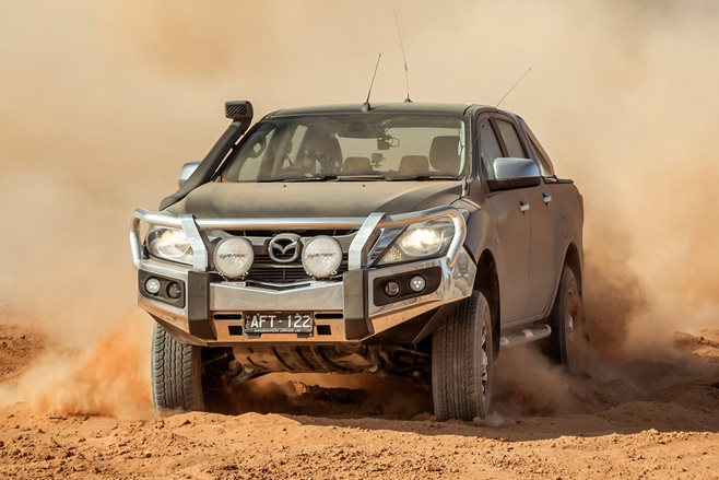 Mazda BT-50 XTR long-term test: Part 1