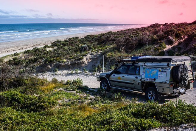 Coorong: South Australia