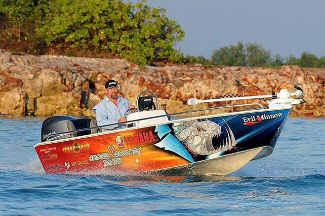 Tight Lines: Dream estuary fishing boat
