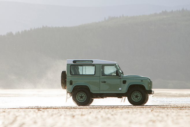 Bucket list: Land Rover Defender Heritage 90