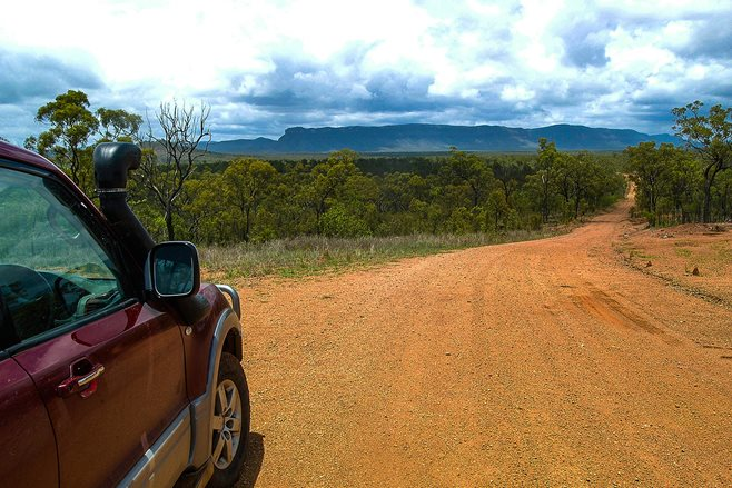 Mount Mulligan: Queensland