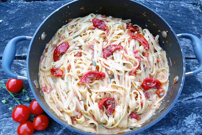 Recipe: One-pot pasta