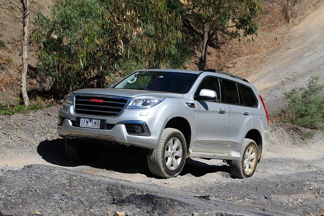 Haval's petrol-powered future