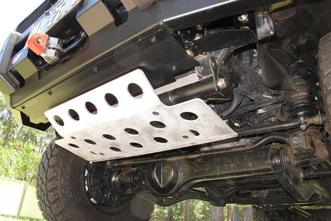 Front Runner steering guard: Product test