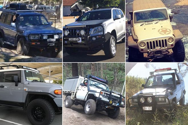 GALLERY: Readers Rigs, Part 1