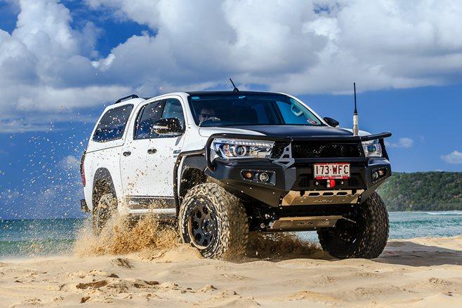 Custom 4x4 Afn Toyota Hilux 4x4 Australia