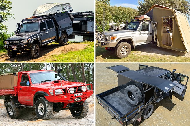 4x4 buyersu0027 guide Custom canopies & 4x4 buyersu0027 guide: Custom canopies | 4X4 Australia