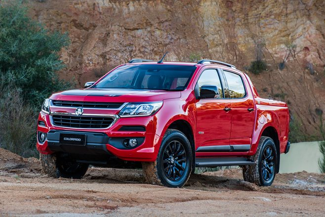 2017 Holden Colorado out September 1