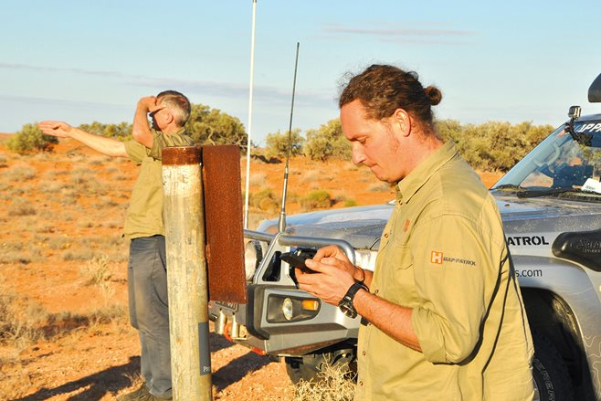 Better phone reception is needed in the outback