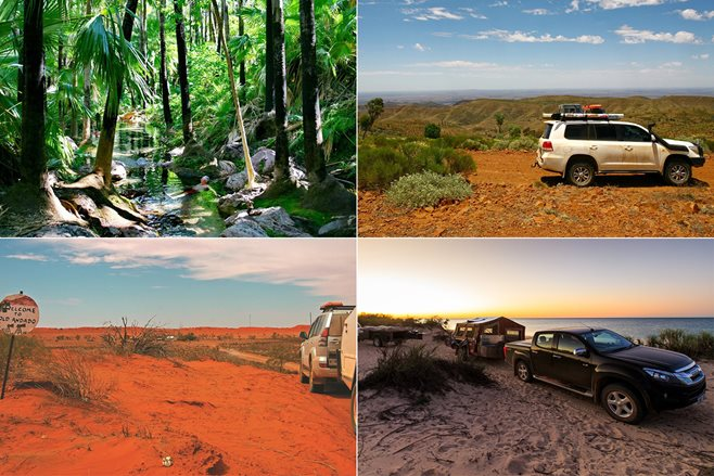 Top seven Australian station stays