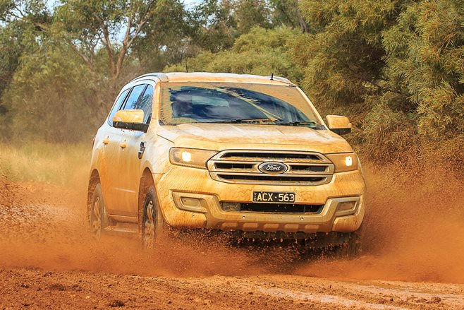 Ford Everest Trend long term test: Part 1