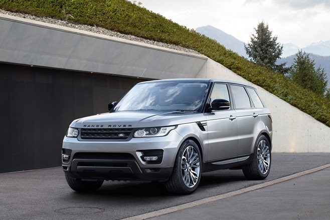2017 Range Rover Sport gets four-cylinder diesel engine