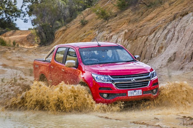 Holden Colorado MY17 Review