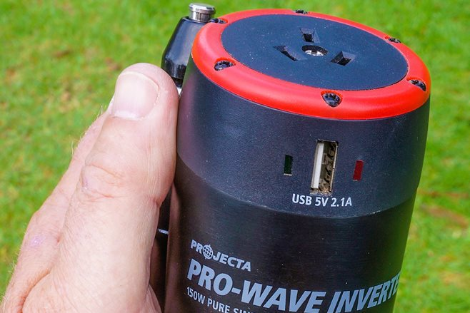 Pro-Wave 150W inverter: Product test