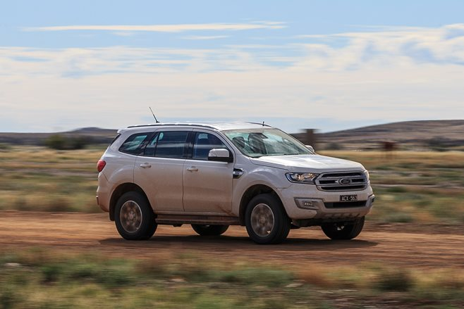 Ford Everest Trend long term test: Part 2