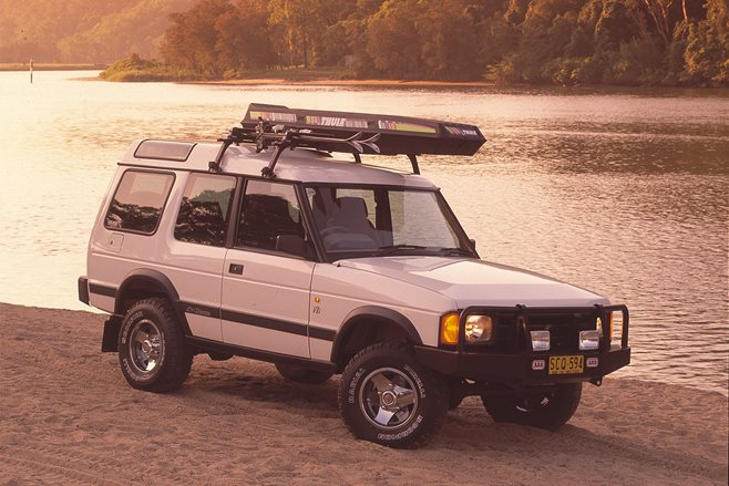 Land Rover Discovery in Australia