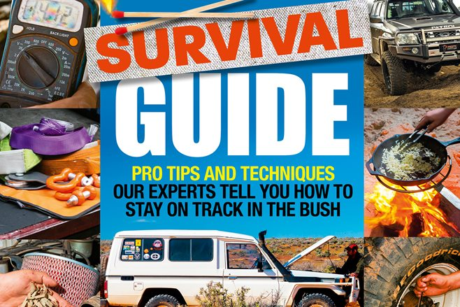 Out now: 4X4 Australia survival guide