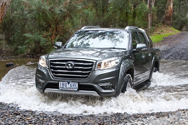 2016 Great Wall Steed Review 4x4 Australia
