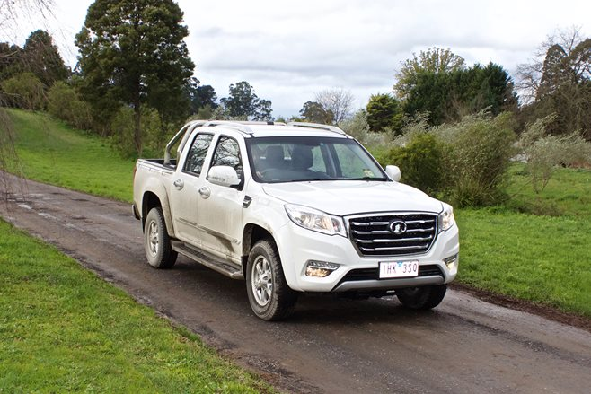 Haval hints at premium trade ute push