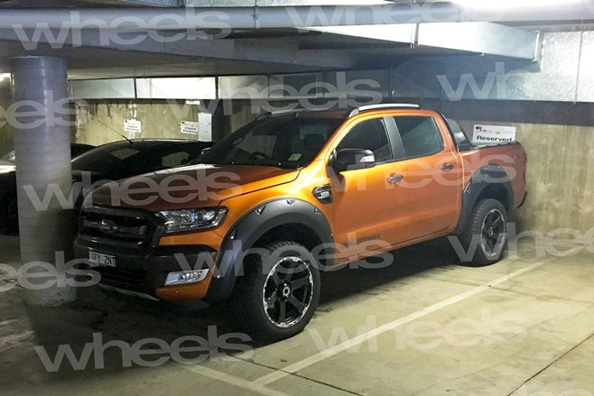 Ford Ranger leads Tickford revival