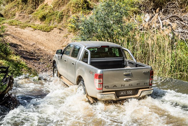 Ford Ranger reclaims top spot on the monthly charts