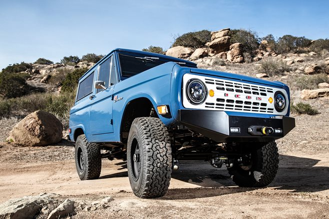 Ford ICON Bronco review