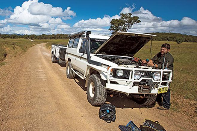 How to find electrical faults in your 4X4