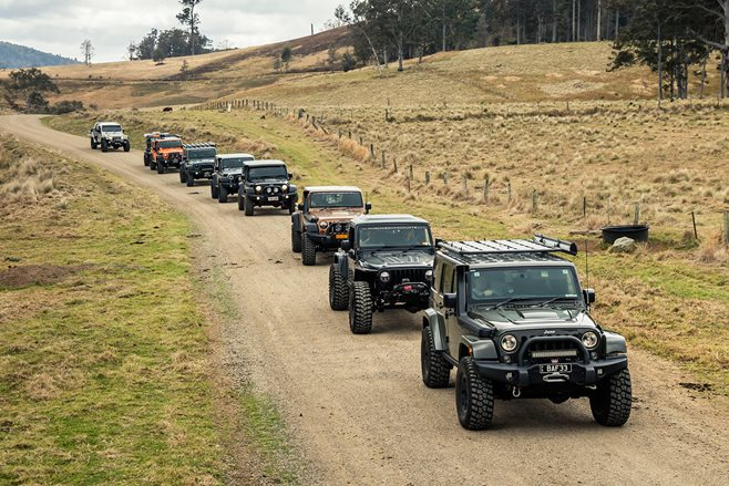 Murchison Products AEV weekender: 4x4 event