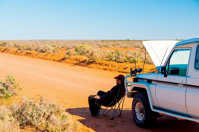 How to keep safe when stranded in the outback