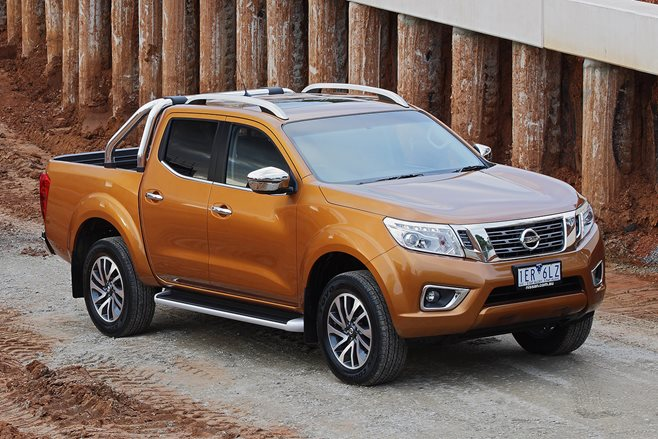 Nissan Navara series II update expands range