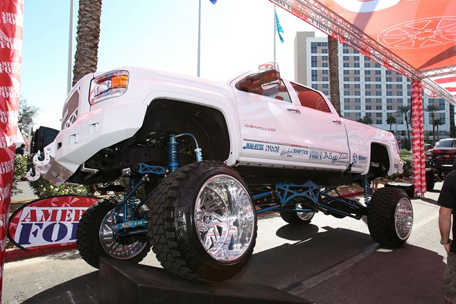 GALLERY: SEMA 2016 in photos PART 1