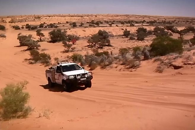 Driving on sand dunes: Tips and tricks
