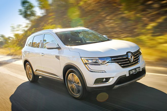 2017 renault koleos intens 4x4 first drive 4x4 australia. Black Bedroom Furniture Sets. Home Design Ideas