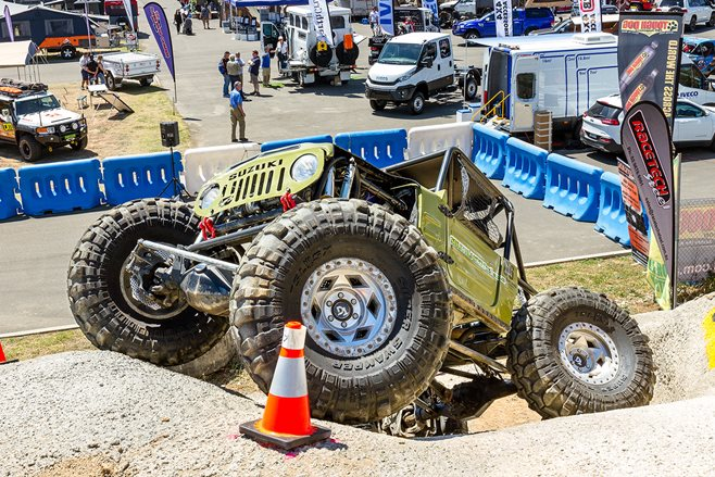 2016 W.E. ROCK event: Rock Crawling madness