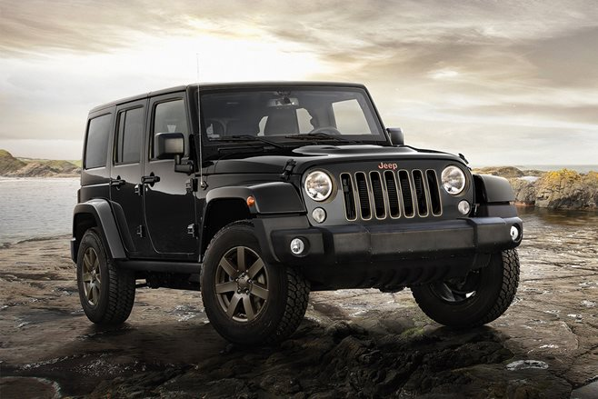 2016-2017 Jeep JK Wrangler recalled