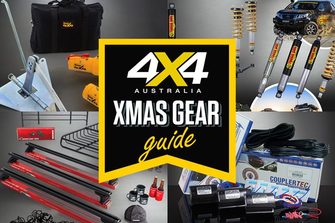 4X4 Australia 2016 Xmas Gear Guide: Part 3