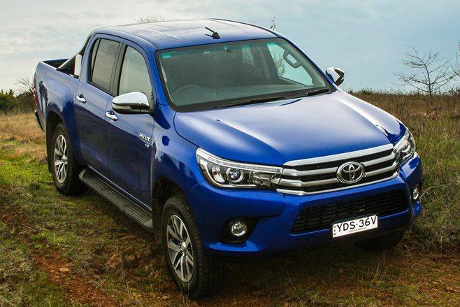 2016 Toyota Hilux Sr5 V6 Review 4x4 Australia