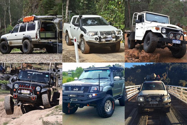 GALLERY: Readers' Rigs, Part 10