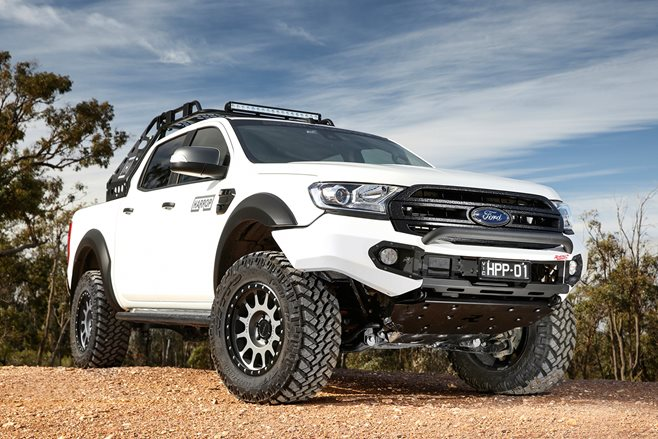 harrop ford ranger custom 4x4oty contender 4x4 australia. Black Bedroom Furniture Sets. Home Design Ideas