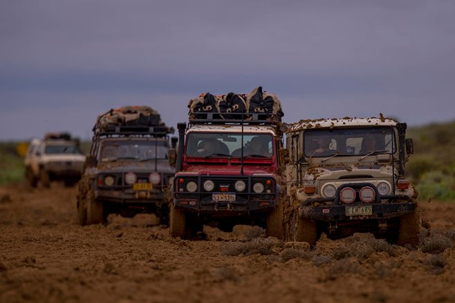 ARB Off-Road Icons trip: Part 3
