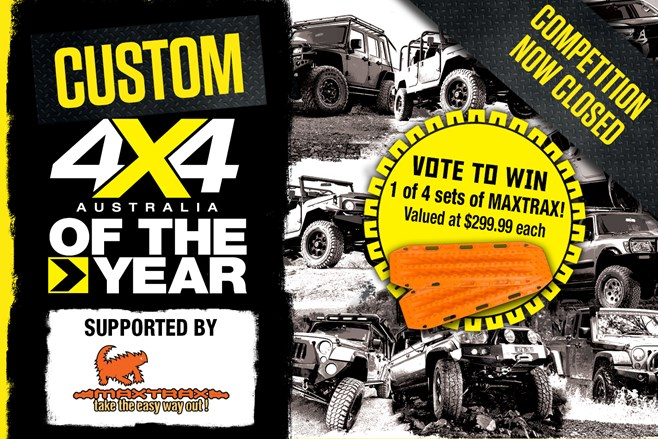 4x4 Australia Custom car of the year
