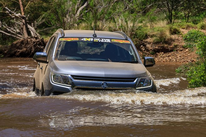 2017 4X4 Of The Year: Holden Trailblazer