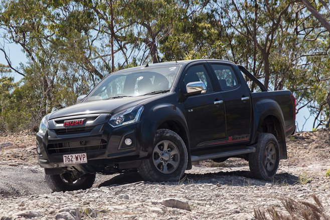 2017 Isuzu D-Max and MU-X launched